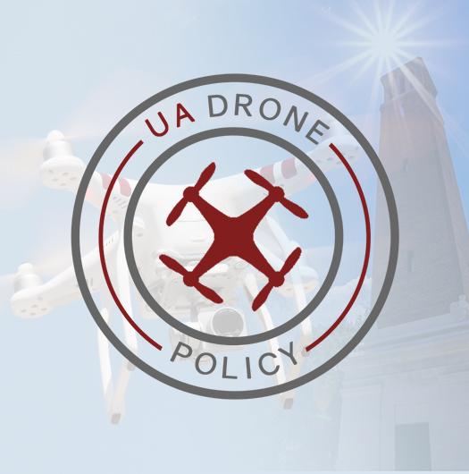 UA Drone Policy