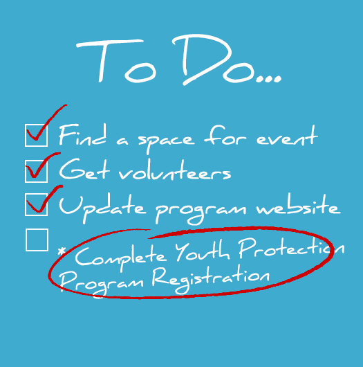 Register your program early!